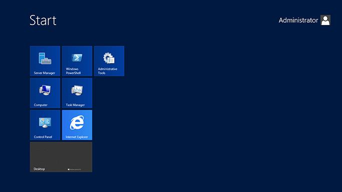 Produsele server Microsoft