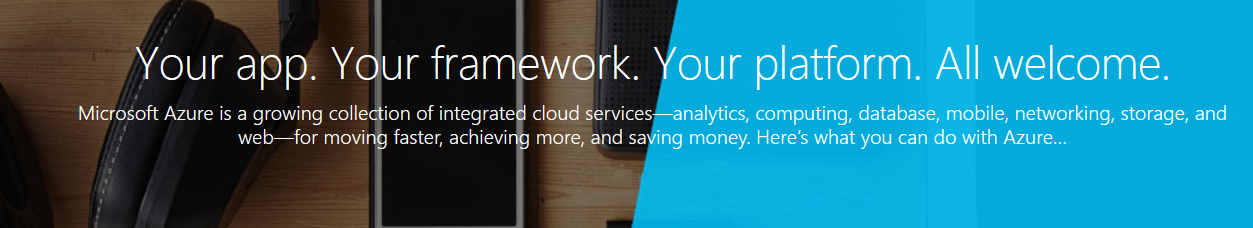 Microsoft Azure: Cloud Computing Platform & Services